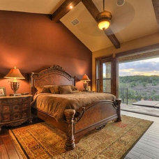 Traditional Bedroom by Design Visions of Austin