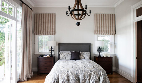 6 Ways to Successfully Mix Window Treatments