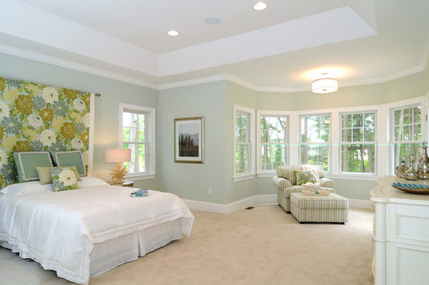 Traditional Bedroom by Meridian Design/Build