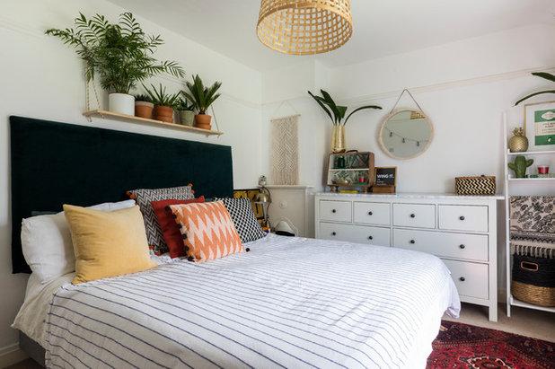 Contemporary Bedroom by Chris Snook