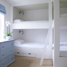 Traditional Bedroom by Thorp Design