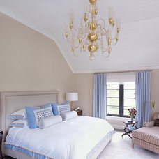 Beach Style Bedroom by Stephens Design Group