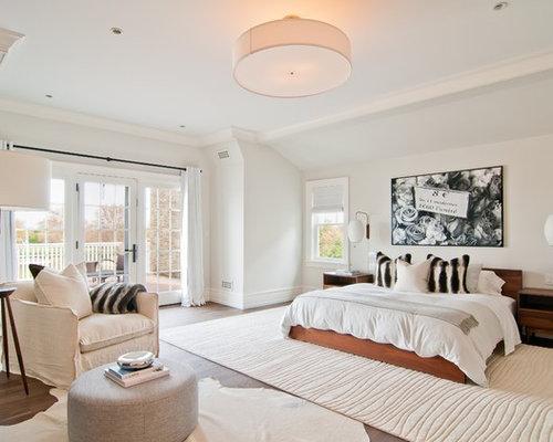 klassische schlafzimmer mit dunklem holzboden ideen. Black Bedroom Furniture Sets. Home Design Ideas