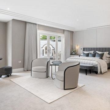 Hampton Place Bedroom