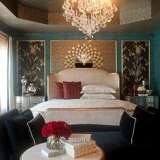 Contemporary Bedroom by Smith  Boyd Interiors