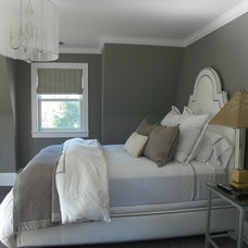 traditional bedroom by Creative Interiors By Joann and Liz