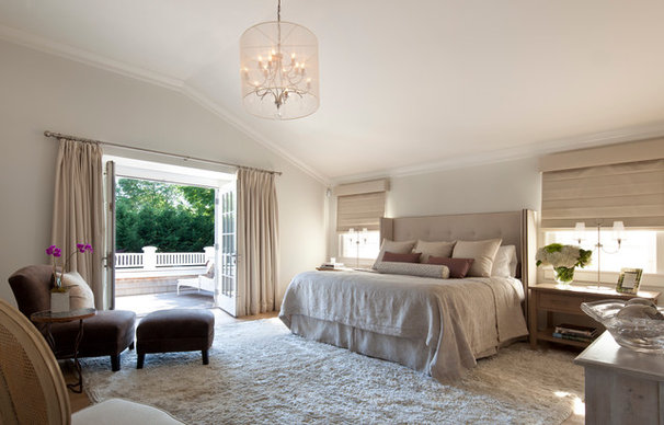 Traditional Bedroom by interieurs by Francine Gardner