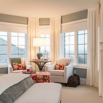 Hamptons Inspired Bedroom