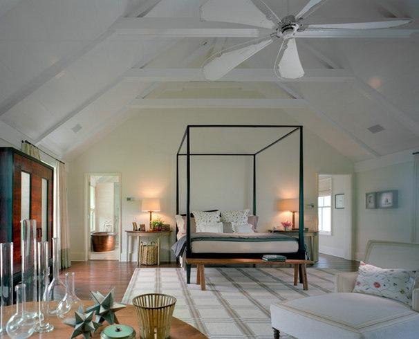 Contemporary Bedroom by BarlisWedlick Architects, Tribeca Studio