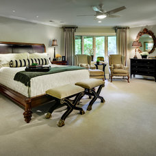Traditional Bedroom by Almaden Interiors, Inc.