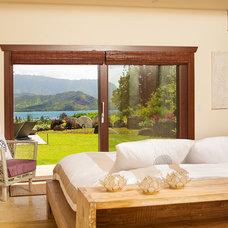 Asian Bedroom Hanalei Bay Vista Estate