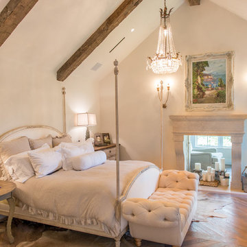 Hand Crafted Ceiling Beams