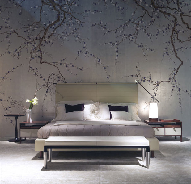 Fusion Bedroom by NSR HANDCRAFTS