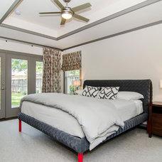Modern Bedroom by Hatfield Builders & Remodelers