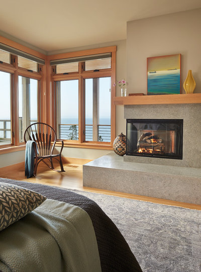 Coastal Bedroom by Schultz Miller