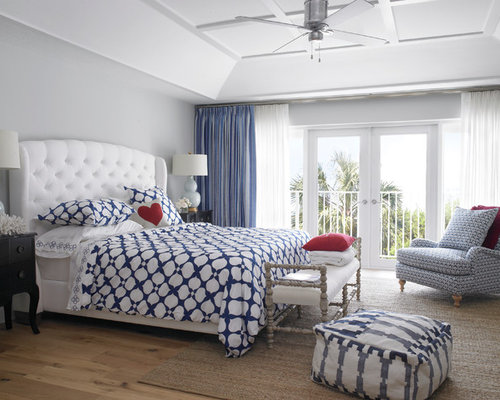 saveemail krista watterworth design studio - Blue And White Bedroom Designs