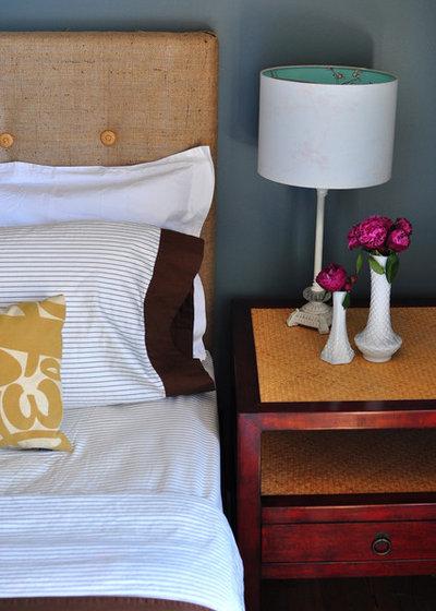Eclectic Bedroom by Scheer & Co. Interior Design