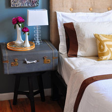 Eclectic Bedroom by Scheer & Co.