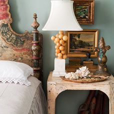 Eclectic Bedroom by Scout Designs