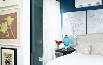 11 Things You Can Squeeze Into a Small Bedroom