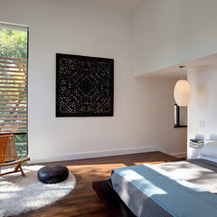 modern bedroom by Hugh Jefferson Randolph Architects