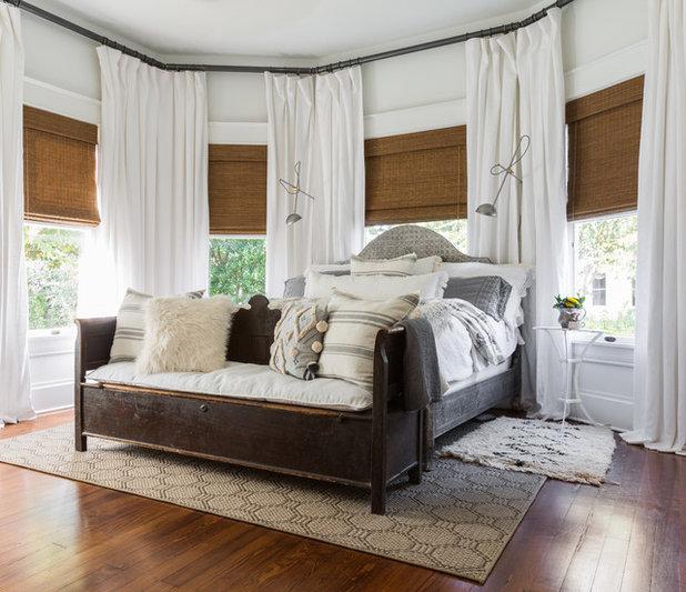 New Southwestern Bedroom by NEST Interior Design Group
