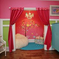 Traditional Bedroom by Kerri Robusto Interiors