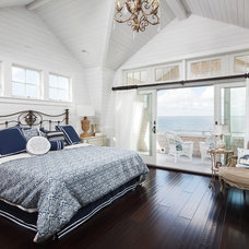 Beach Style Bedroom by Serenity Design