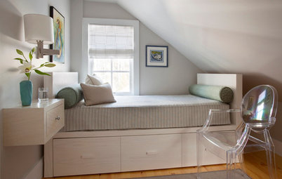 7 Clever Ways to Create the Illusion of Space in a Small Bedroom