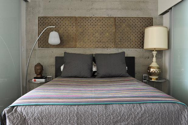 Ecléctico Dormitorio by A Good Chick To Know