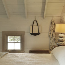 Rustic Bedroom by Cushman Design Group
