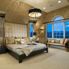 Contemporary Bedroom by Guidi Homes