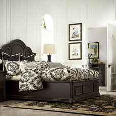 Traditional Bedroom by Havertys Furniture
