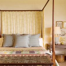 Tropical Bedroom by Christine Markatos Design