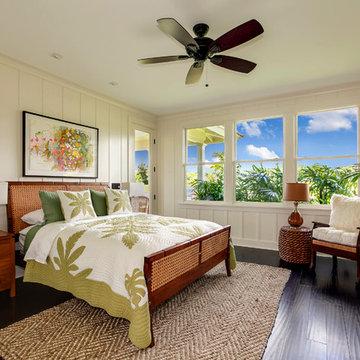 Hawaiian Cottage Bedroom