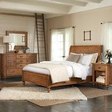 Rustic Bedroom by Hayneedle