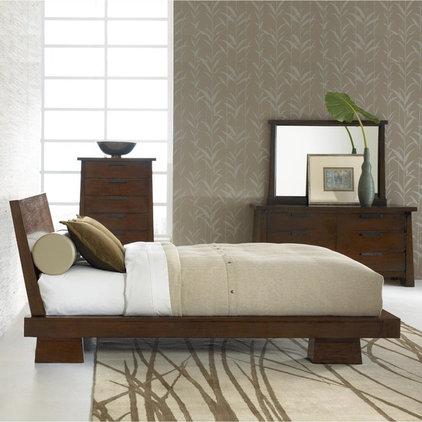 Asian Bedroom by Hayneedle