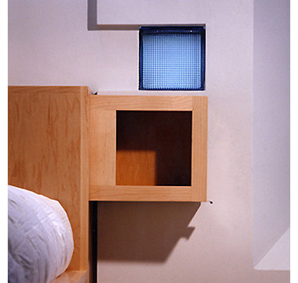 The perfect bedside table could be high, low, built-In, or not a ...