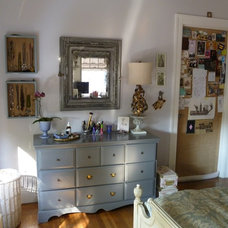 Eclectic Bedroom by Apartment 46 for the Home