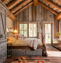 traditional bedroom by Dan Joseph Architects