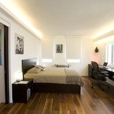 Modern Bedroom by Clifton Leung Design Workshop - CLDW.com.hk