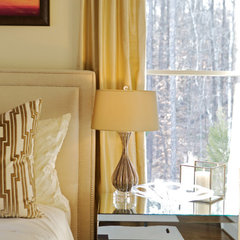 contemporary bedroom by Heather Garrett Design