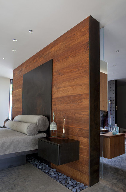 Contemporary Bedroom by Hufft Projects