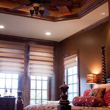 Traditional Bedroom by rak'designs