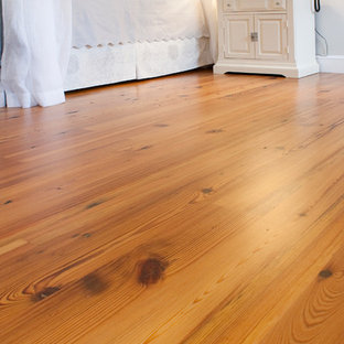 Hermitage Heart Pine Flooring by Mountain Lumber
