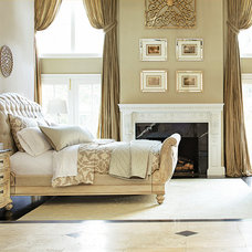 Traditional Bedroom by HOME FASHION INTERIORS