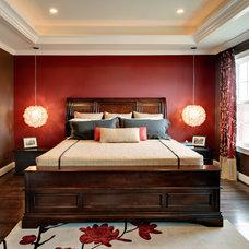 Traditional Bedroom by Semerjian Interiors