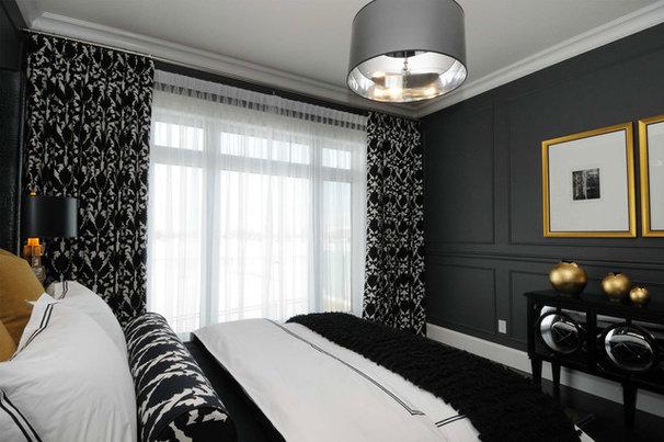 Contemporary Bedroom by Atmosphere Interior Design Inc.