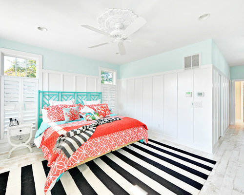 Turquoise And Coral Home Design Ideas Pictures Remodel