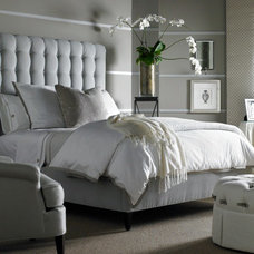 Transitional Bedroom by The Hickory Chair Furniture Co.